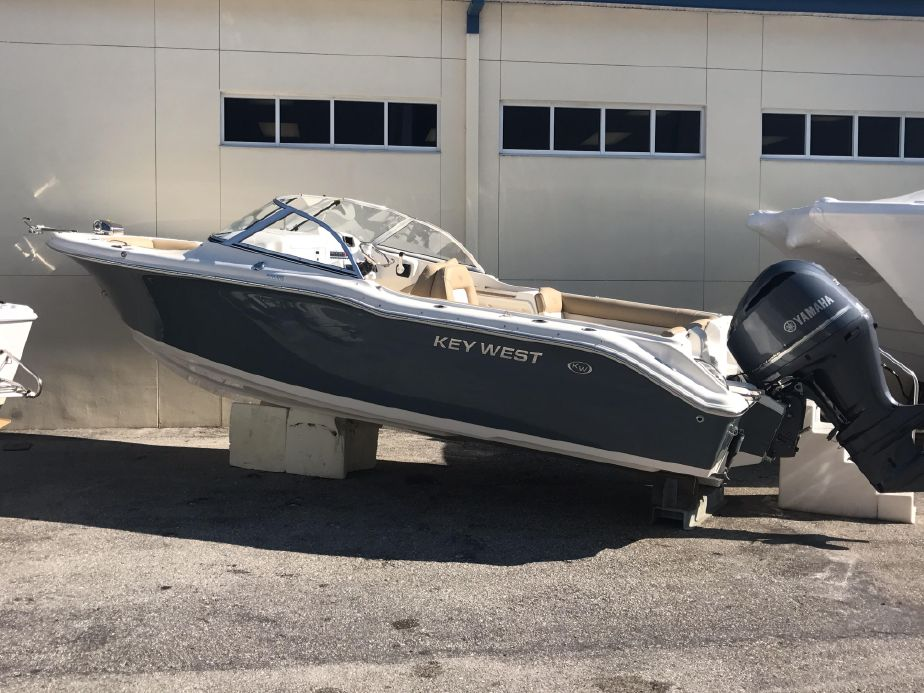 Key west boats inventory tom 39 s marine for Gps trolling motor for sale